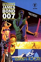 James Bond Serpent's Tooth, Book Two, cover