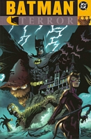 Legends of the Dark Knight : Terror, TPB, cover