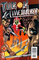 Turok - Timewalker, issue #1 of 2, cover