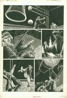 Eerie issue #111, page 8, b&w