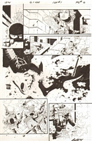 GI Joe Special Mission, issue #1 page 8, b&w