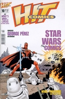 Hit Comics, issue #10, cover