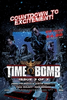 Time Bomb issue #3, cover