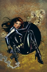 The Black Widow, commission work