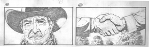 Toby Keith, Beer for my Horses, storyboard 2012