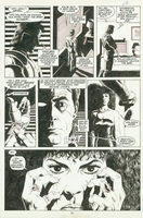 Marvel Comics Presents, issue #31, page22, black & white