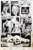 Marvel Comics Presents, issue #31, page23, black & white