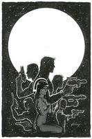 Six From Sirius, unused cover